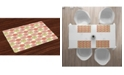 Ambesonne Aster Place Mats, Set of 4