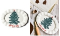 Coton Colors Merry Tree Oval Platter