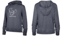 '47 Brand Women's Houston Texans Lace Up Hoodie