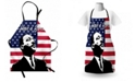Ambesonne Americana Apron