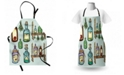 Ambesonne Apothecary Apron
