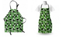 Ambesonne Soccer Apron