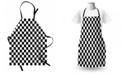 Ambesonne Checkers Game Apron