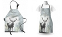 Ambesonne Antlers Apron