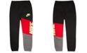 Nike Little Boys Colorblocked Jogger Pants