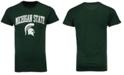 Retro Brand Men's Michigan State Spartans Midsize T-Shirt