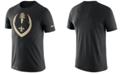 Nike Men's New Orleans Saints Dri-Fit Cotton Modern Icon T-Shirt