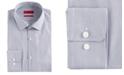 Hugo Boss HUGO Men's Mabel Slim-Fit Micro-Print Dress Shirt