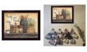 """Trendy Decor 4U Trendy Decor 4U Family and Friends By Mary June, Printed Wall Art, Ready to hang, Black Frame, 18"""" x 14"""""""