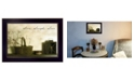 """Trendy Decor 4U Live, Laugh and Love By Billy Jacobs, Printed Wall Art, Ready to hang, Black Frame, 14"""" x 10"""""""