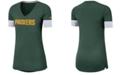 Nike Women's Green Bay Packers Dri-Fit Fan Top
