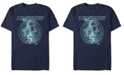 Marvel Men's Avengers Endgame I Am Worthy Thor Lightning Logo, Short Sleeve T-shirt