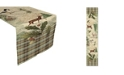 """Laural Home Woodland Forest Table Runner - 13"""" x 72"""""""