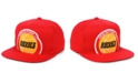 Mitchell & Ness Houston Rockets Hardwood Classic Cropped Snapback Cap