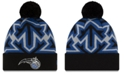 New Era Orlando Magic Big Flake Pom Knit Hat