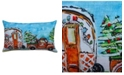 Chicos Home Christmas Cravan Pillow Cover