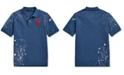Polo Ralph Lauren Big Boys Distressed Cotton Mesh Polo Shirt