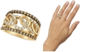 Le Vian Chocolatier® Diamond Chain Link Statement Ring (1 ct. t.w.) in 14k Gold