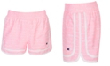Champion Big Girls Varsity Logo-Print Shorts