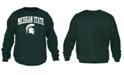 Top of the World Men's Michigan State Spartans Midsize Crew Neck Sweatshirt