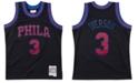 Mitchell & Ness Men's Philadelphia 76ers Rings Swingman Jersey