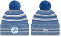 New Era Boys' Detroit Lions Home Sport Knit Hat