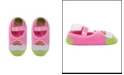 NWALKS Baby Boys and Girls Anti-Slip Cotton Socks with Rainbow Applique