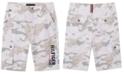 Tommy Hilfiger Big Boys Jesse Camouflage Logo-Print Cargo Shorts