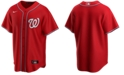 Nike Men's Washington Nationals Official Blank Replica Jersey