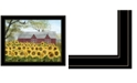 Trendy Decor 4U Trendy Decor 4u Sunshine by Billy Jacobs, Ready to Hang Framed Print Collection