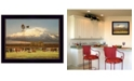 Trendy Decor 4U Trendy Decor 4u Summer Pastures by Bonnie Mohr, Ready to Hang Framed Print Collection
