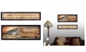 Trendy Decor 4U Trendy Decor 4u Together Blessed We Have It All 2-piece Vignette by Lori Deiter Collection