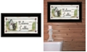 Trendy Decor 4U Trendy Decor 4U Nature Calls by Mary Ann June, Ready to hang Framed Print Collection