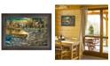 Trendy Decor 4U Trendy Decor 4u High Country Retreat by Jim Hansen, Printed Wall Art, Ready to Hang Collection