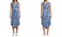 JPR Sleeveless Tie-Dyed Maxi Dress