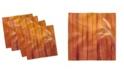 "Ambesonne Harvest Set of 4 Napkins, 12"" x 12"""