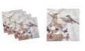 "Ambesonne Hummingbird Set of 4 Napkins, 18"" x 18"""