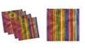 """Ambesonne Abstract Set of 4 Napkins, 18"""" x 18"""""""