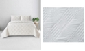 Present Living Home Hadley Zoya King 3PC Quilt Set