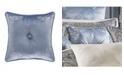 "J Queen New York Alexis 18"" Square Decorative Throw Pillow"