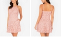 Speechless Juniors' A-Line Lace Dress
