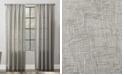 """Scott Living Wallis 52"""" x 63"""" Textured Linen Blend Sheer Curtain Panel"""