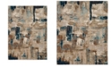 Karastan Elements Envision Aquamarine 8' x 11' Area Rug