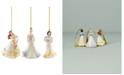 Lenox Princess 3-Piece Mini Ornament Set