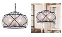 "Home Accessories Omolara 24"" 3-Light Indoor Pendant Lamp with Light Kit"
