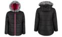 S Rothschild & CO Big Girls Quilt Puffer Coat