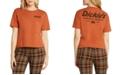 Dickies Juniors' Boyfriend Logo T-Shirt