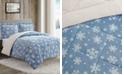 Mytex Snowflake 3-Pc King Comforter Set
