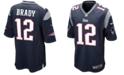 Nike Men's Tom Brady New England Patriots Game Jersey