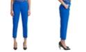 Calvin Klein X-Fit Slim-Leg Ankle Pants